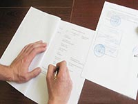 Оформление документов при приеме на работу
