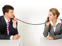 Собеседование по телефону