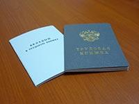 Являются ли трудовые книжки бланками строгой отчетности
