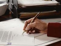 Как написать заявление на бланк трудовой книжки