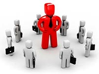 Структура системы и подсистем управления персоналом