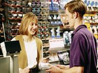 Организация работы персонала в магазине