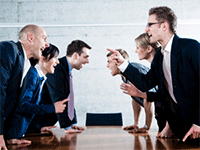 Как управлять конфликтами на предприятии